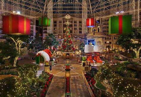 luxury hotels celebrate christmas with extravagant holiday