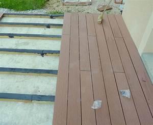 Terrasse Bois Composite : bois composite terrasse ma terrasse ~ Premium-room.com Idées de Décoration