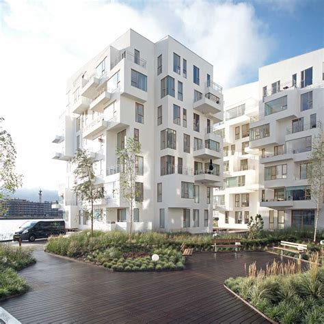 Harbour Isle Apartments, Copenhagen Waterfront Flats E
