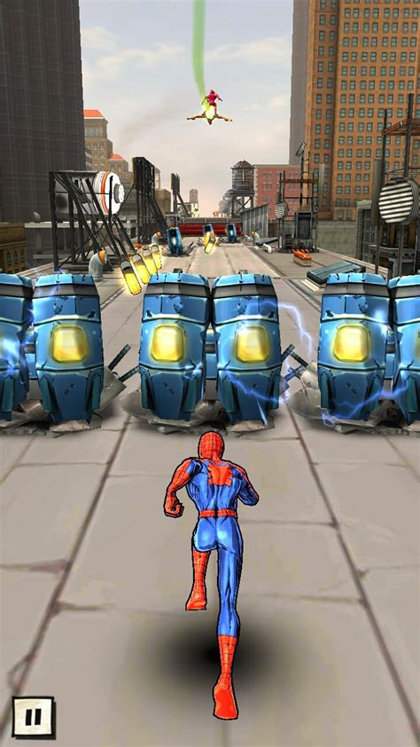 marvel spider man unlimited  baixar  android