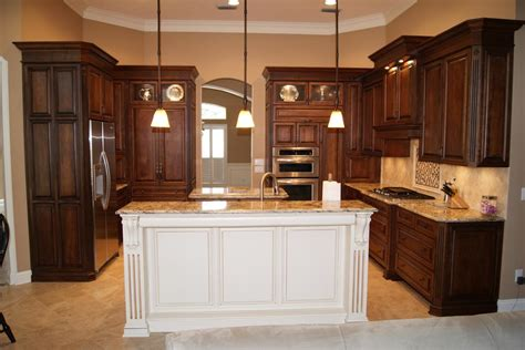 kitchen designs  islands modern kitchen setting