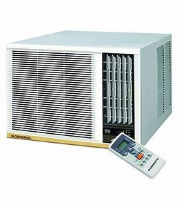 O General 1 Ton 3 Star 2016 Window Air Conditioner  2017 Model  Price In India