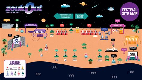 Zoukout 2018 The Ultimate Guide To Zoukout!  Zoukout 2018