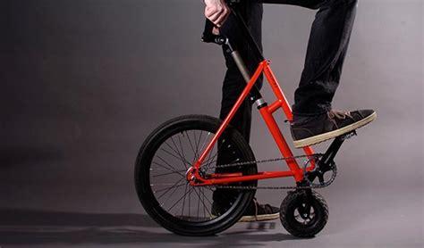 Halbrad จักรยานดีไซน์แหวกแนวไซส์กะทัดรัด ขับขี่ง่าย ขนย้าย ...