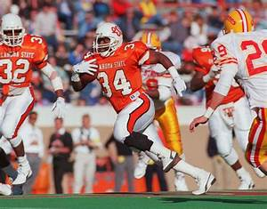 Barry Sanders may be Oklahoma State's best, but people ...