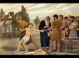 Joseph, Genesis 37, Bible Stories for Adults - YouTube