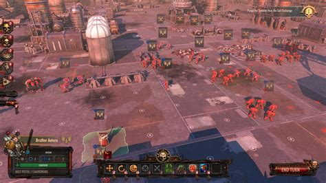 New Warhammer 40k Strategy Game Battlesector Announced