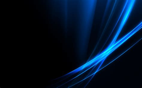 Hd Blue Abstract Wallpaper