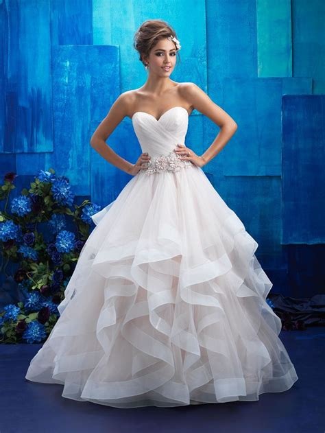ruched wedding dress ideas  pinterest