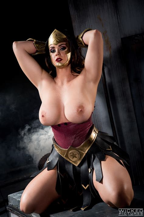 Woman In Superhero Costume Needs Wild Sex Photos Alison