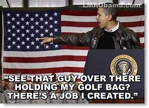 FORE : Obama's YUGE Milestone, Plays 300th Round of Golf ...