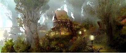 Rpg Games Screen Dual Wallpapers Fantasy Final