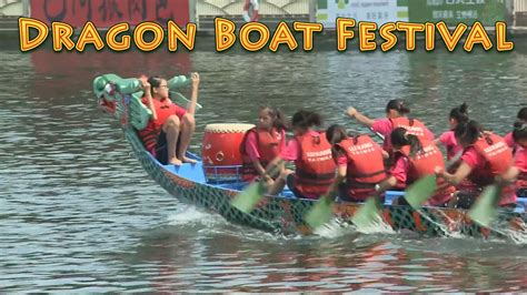Chinese Dragon Boat Festival Youtube by Dragon Boat Festival And Eating Zongzi Learn Chinese Now