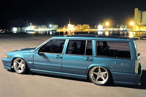 cool volvo started life