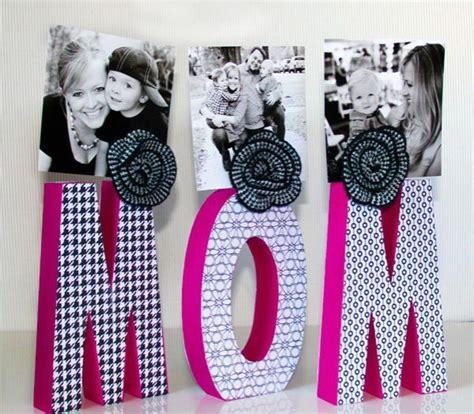 heartfelt diy gifts  mom