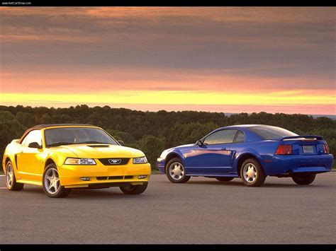 All Ford Mustang Cars