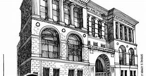 Urban Sketchers Chicago: The Chicago Cultural Center ...
