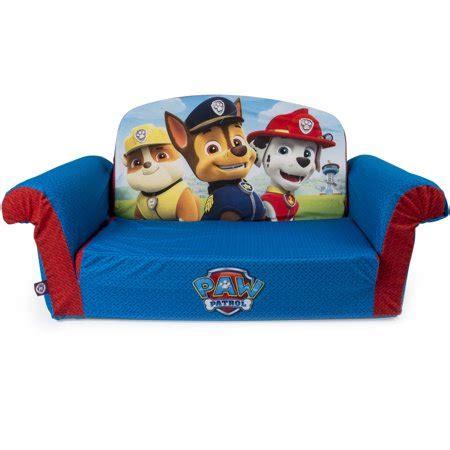 Marshmallow Furniture, Children's 2 In 1 Flip Open Foam