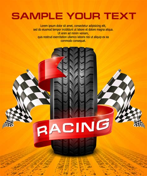 Car Wallpapers Free Psd Flyer Stock by Car Racing Poster Free Vector 7 720 Free Vector