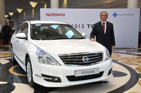 nissan teana 2013 2013 nissan teana launched now with black interior and bsw