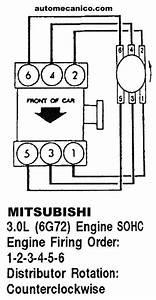 2000 Toyota Camry Spark Plug Wire Diagram