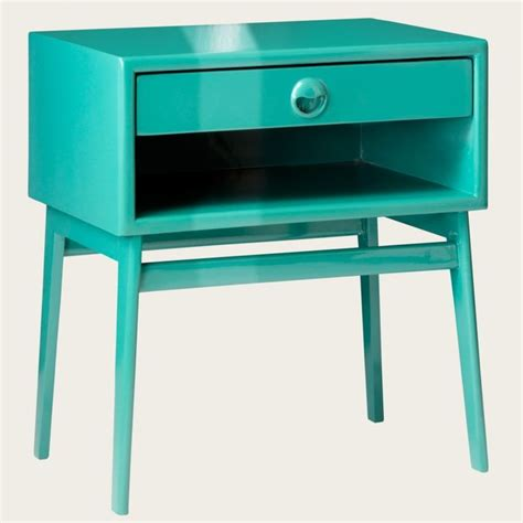 touch bedside table ls 819 best images about turquoise tables dressers on