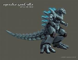 Mecha Godzilla Individual Layouts - OG by NoBackstreetboys ...