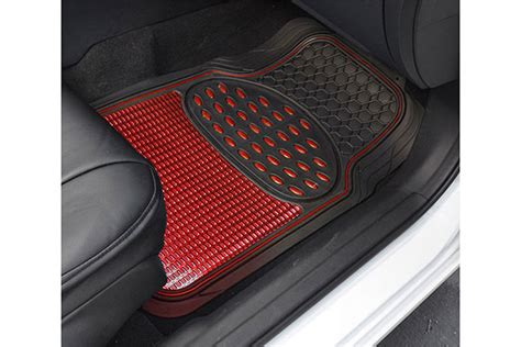 car floor mats proz metallic floor mats free shipping from autoanything