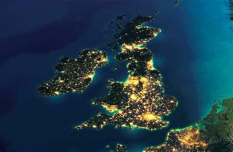 industries uk satellite map energy utility skills