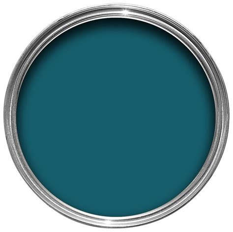 dulux  teal tension matt emulsion paint
