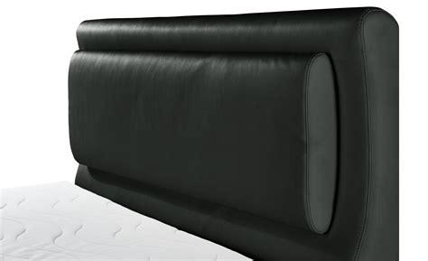 boxspringbett gorge schwarz  cm hoeffner