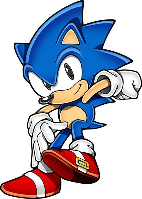 Sonic the Hedgehog Classic Art