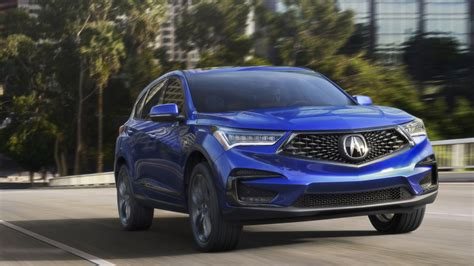 2019 Acura Rdx  Competing Products  Blue Oval Forums