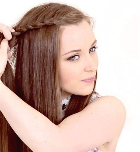 zopf frisuren kurze haare anleitung