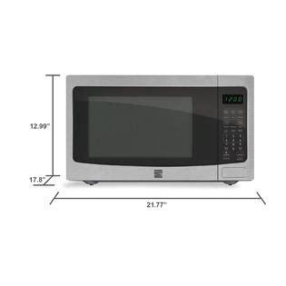 kenmore countertop microwave kenmore countertop microwave 1 6 cu ft 73163