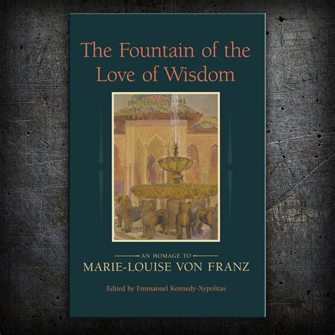 Fountain Of The Love Of Wisdom  Chiron Publications