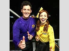 Wiggles couple Emma and Lachy never spend a day apart