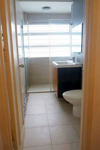 """Master Bathroom remodel: It turned out """"marblellous ..."""