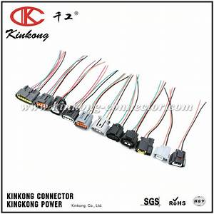 Customized Automotive Pigtail Wiring Harness Supplies
