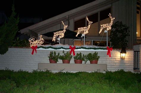 Christmas Lawn Decorations Sale In Mesmerizing Outdoor For