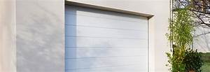 une porte de garage standard ou sur mesure With porte de garage sectionnelle prémontée