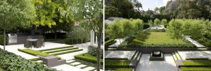 landscape garden means izvipi