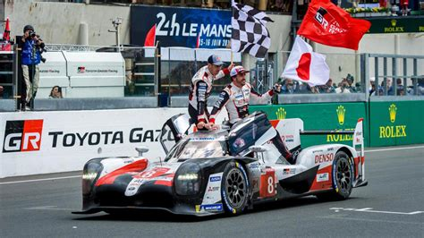 This sub is for all things le mans 24hr. Uitslag Le Mans 2019: Toyota wint met Alonso - TopGear ...