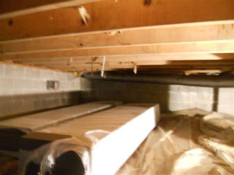 Crawl Space Repair London Ky Crawlspace Encapsulation