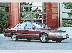 199211 Mercury Grand Marquis Consumer Guide Auto