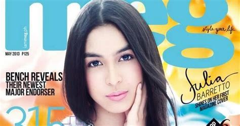 julia barretto brother name new breed of baretto back on magazine covers pinoy big