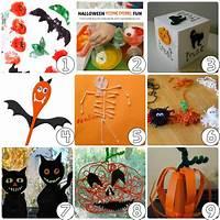 halloween decorations for kids 75 Halloween Craft Ideas for Kids
