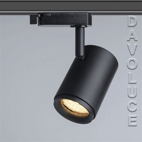 uge 12w dimmable led track light davoluce lighting