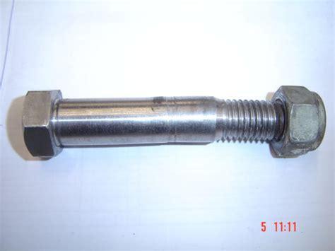 coupling bolt failure amp maintenance forums