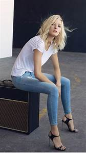 How To Style Your Jeans With Heels   NationTrendz.Com